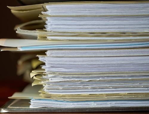 Checkliste: Sammeln Sie alle wichtigen Unterlagen für Ihre Einkommenssteuererklärung?